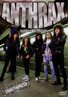 Anthrax Unauthorized