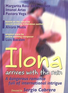Ilona Arrives with the Rain