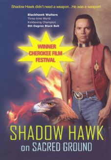 Shadow Hawk on Sacred Ground