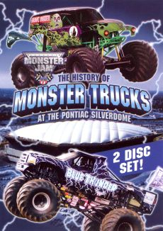 History of Monster Trucks at the Pontiac Silverdome