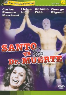 The Masked Man Strikes Again: Santo vs. Dr. Death