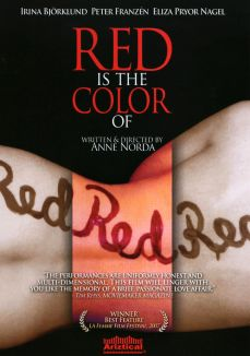 Red is the color of