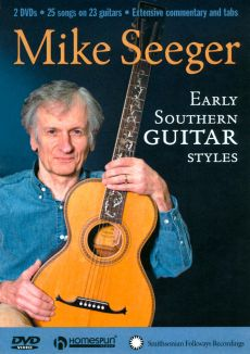 Mike Seeger: Early Southern Guitar Styles