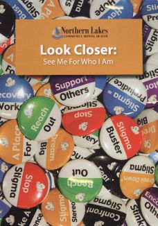 Look Closer: See Me For Who I Am