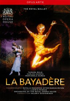 La Bayadere: The Royal Ballet