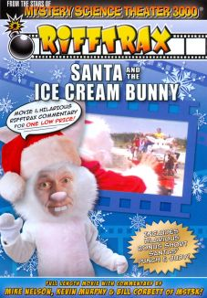 Santa and the Ice Cream Bunny