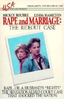 Rape and Marriage: The Rideout Case