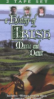 History of Irish Music and Dance