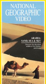Arabia: Sand, Sea and Sky