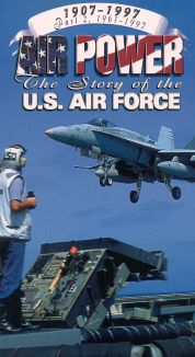 Air Power II: The Story of the U.S. Air Force 1961-1997, Vol. 2 - Vietnam Air War