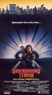 Underground Terror: An Urban Nightmare