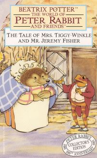 The Tale of Mrs. Tiggy-Winkle and Mr. Jeremy Fisher