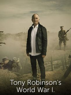 Tony Robinson's World War I.