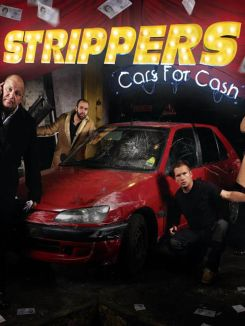 Strippers: Cars For Cash