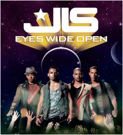 JLS: Eyes Wide Open