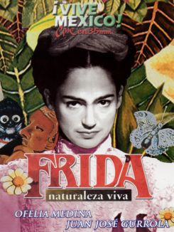 Frida Kahlo - nature vivante