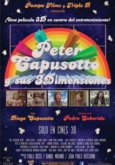 Peter Capusotto in 3 Dimensions