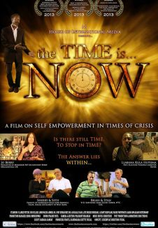 The Time Is...Now