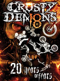 Crusty Demons 20 Year Anniversary