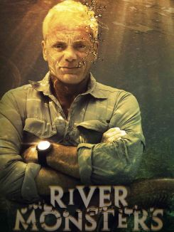 River Monsters: Unhooked Monster-Sized