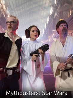 Mythbusters: Star Wars