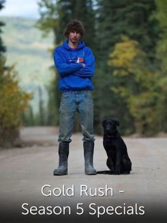 Gold Rush - Season 5 Specials