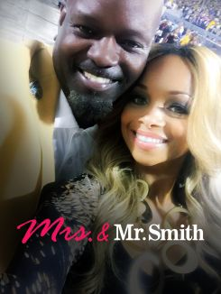 Mrs. & Mr. Smith
