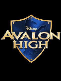 Avalon High : un amour légendaire