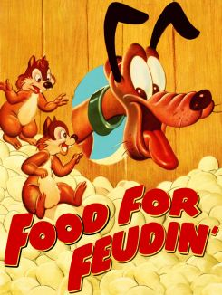 Pluto: Food for Feudin'
