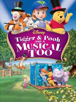 My Friends Tigger & Pooh and a Musical Too