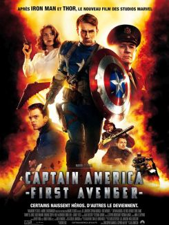 Captain America: First Avenger