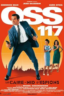 OSS 117: le Caire nid d'espions