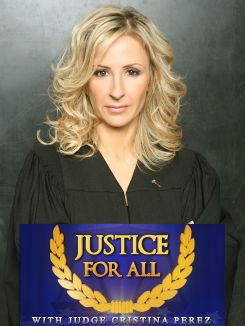 Justice for All With Cristina Perez
