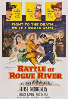The Battle of Rogue River