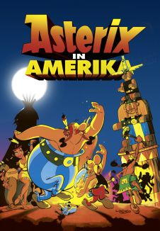 Asterix in Amerika
