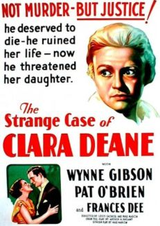 The Strange Case of Clara Deane