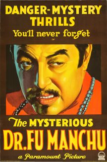 The Mysterious Doctor Fu Manchu