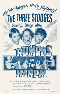 Rumpus in the Harem