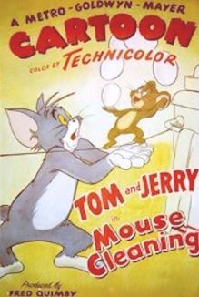 Tom & Jerry font le ménage
