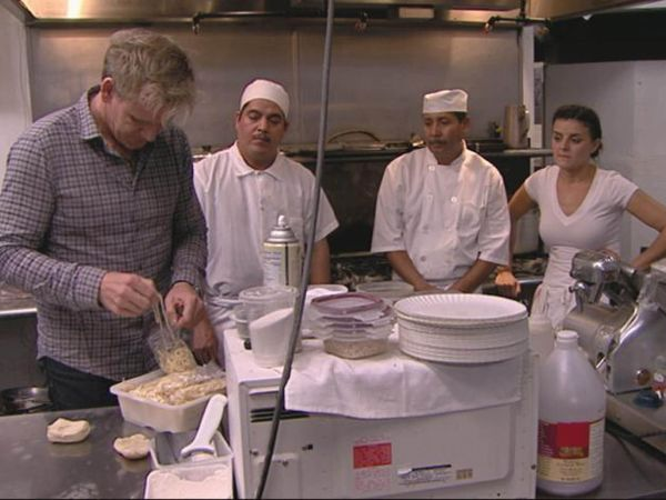Cauchemar en cuisine charlie 39 s pisode 14 de la saison for Q kitchen nightmares