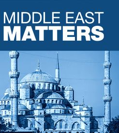 Middle East Matters