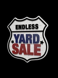 Endless Yard Sale 2014