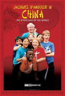 Jacques d'Amboise in China: The Other Side of the World
