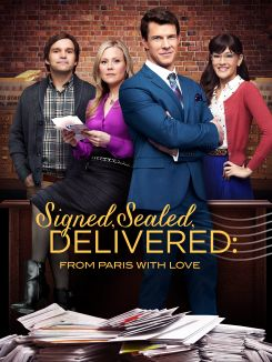 Signed, Sealed, Delivered: From Paris With Love