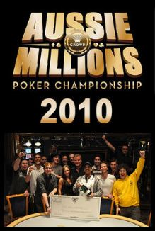 Aussie Millions 2008 Cash Game Invitational