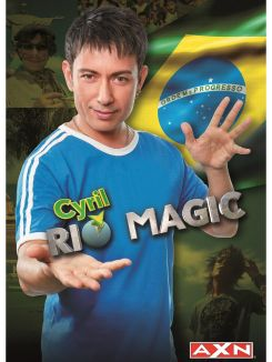 Cyril: Rio Magic