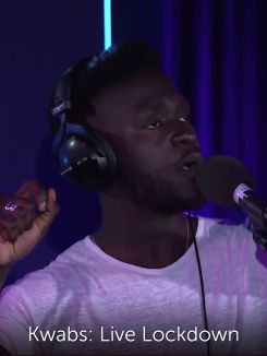 Kwabs: Live Lockdown