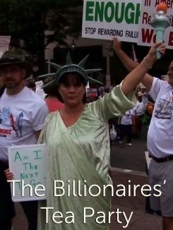 The Billionaire's Tea Party