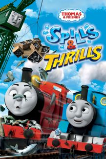 Thomas and Friends: Thrills and Spills