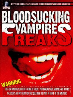 Blood Sucking Vampire Freaks